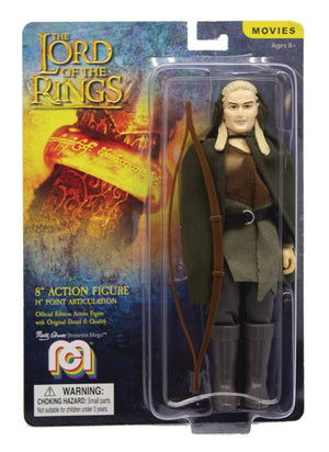 Mego Movies Wave 7 Lord of the Rings Legolas PRE-ORDER (orders due September 2nd)