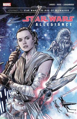 Journey to Star Wars Rise of Skywalker Allegiance TP Vol 01