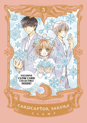 Cardcaptor Sakura Collector's Edition Vol 03 HC PRE-ORDER (orders due November 1st)