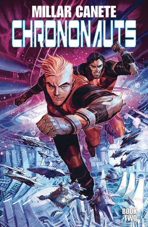 Chrononauts TP Vol 02