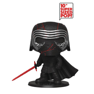 Pop Star Wars Episode 9 Glowing Kylo Ren 10 Inch Vinyl Figure