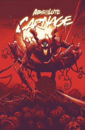 Absolute Carnage TP PRE-ORDER (orders due November 18th)
