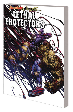 Absolute Carnage Lethal Protectors TP PRE-ORDER (orders due November 25th)