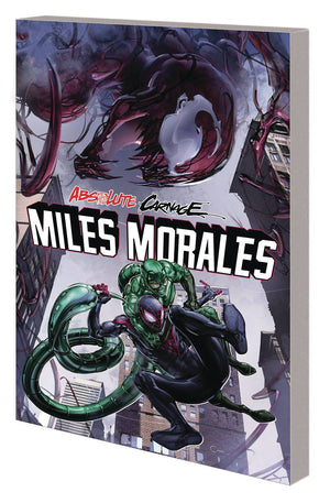 Absolute Carnage Miles Morales TP PRE-ORDER (orders due November 25th)