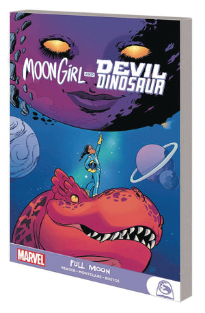 Moon Girl and Devil Dinosaur TP Full Moon PRE-ORDER (orders due November 11th)