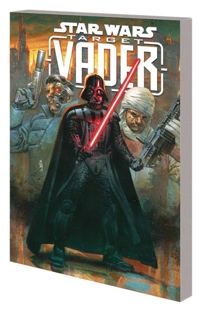 Star Wars Target Vader TP PRE-ORDER (orders due December 9th)