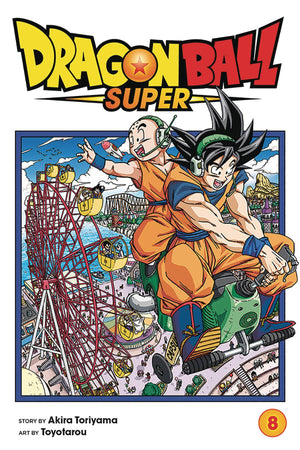 Dragon Ball Super Vol 08