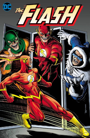 Flash by Geoff Johns (New Edition) Omnibus Vol 01 PRE-ORDER
