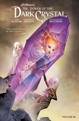Jim Henson Power of the Dark Crystal TP Vol 03