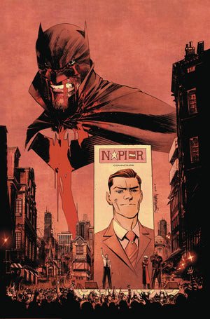 Batman White Knight Deluxe Edition HC PRE-ORDER
