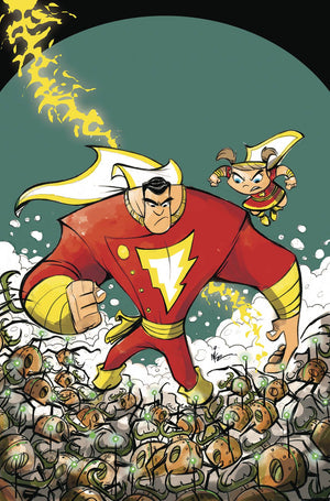 Billy Batson and the Magic of Shazam TP Book One