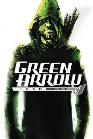Green Arrow Year One Deluxe Edition Hardcover PRE-ORDER
