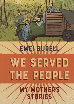 We Served the People OGN Hardcover PRE-ORDER