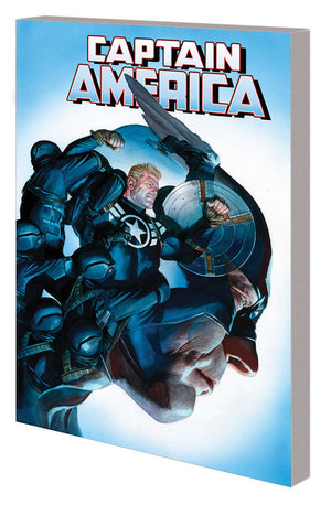 Captain America TP Vol 03 Legend of Steve Rogers