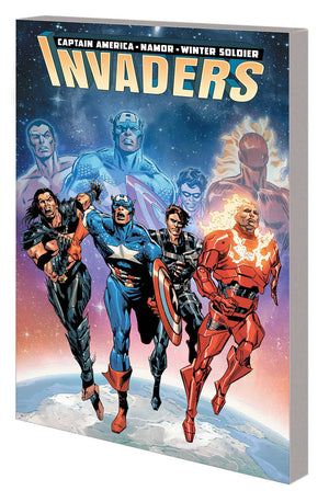 Invaders TP Vol 02
