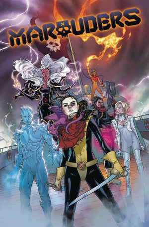 Marauders by Gerry Duggan TP Vol 01 PRE-ORDER