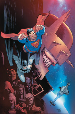 Batman / Superman HC Vol 01