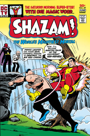 Shazam the World's Mightiest Mortal HC Vol 02