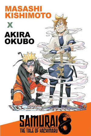 Samurai 8 Vol 1
