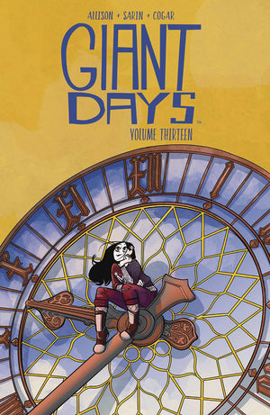 Giant Days TP Vol 13 PRE-ORDER