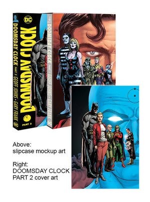 Doomsday Clock HC Vol 02