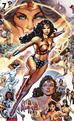 Wonder Woman Through the Years HC PRE-ORDER