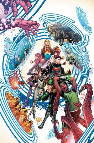 Young Justice HC Vol 02 Lost in the Multiverse PRE-ORDER