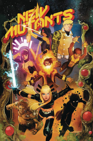 New Mutants TP by Jonathan Hickman Vol 01