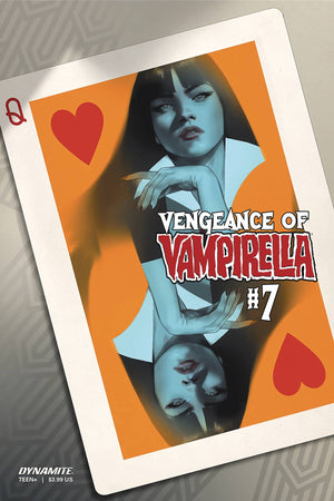 Vengeance of Vampirella #7