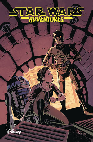 Star Wars Adventures TP Vol 09 PRE-ORDER