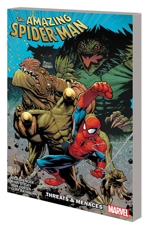 Amazing Spider-man by Nick Spencer TP Vol 08 Threats & Menaces PRE-ORDER