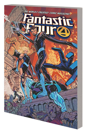 Fantastic Four TP Vol 05 Point of Origin PRE-ORDER