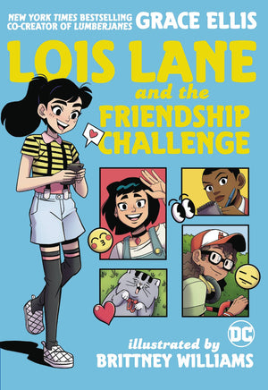 Lois Lane & The Friendship Challenge TP