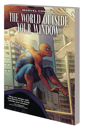 Marvel Comics TP World Outside Your Window