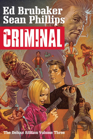 Criminal Deluxe Edition HC Vol 03