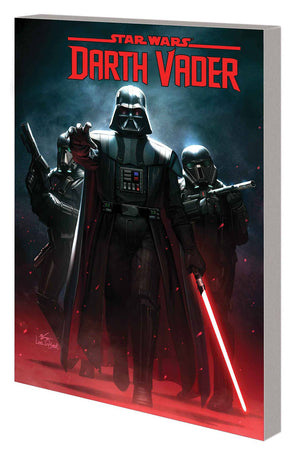 Star Wars Darth Vader by Greg Pak TP Vol 01
