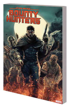 Star Wars Bounty Hunters TP Vol 01