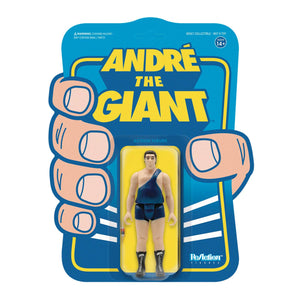 Andre The Giant Andre Sling Reaction Figure