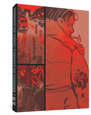 Complete Noir Machete Tardi HC Box Set Streets Paris