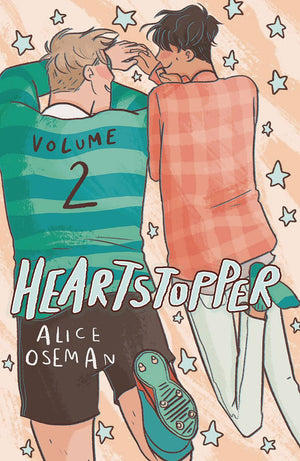 Heartstopper GN vol. 02