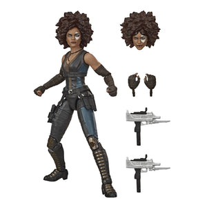 X-Men Movie Legends Domino 6IN Action Figure