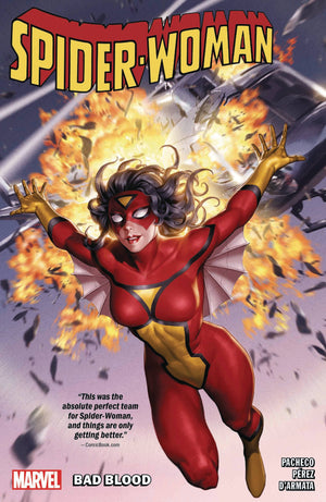 Spider-Woman Vol. 1: Bad Blood TPB PRE-ORDER