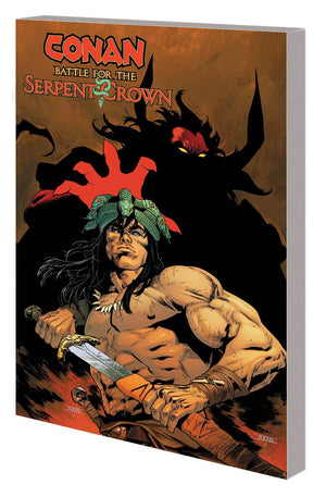 Conan: Battle for the Serpent Crown TP