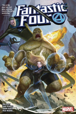 Fantastic Four By Dan Slot Vol. 1 HC PRE-ORDER