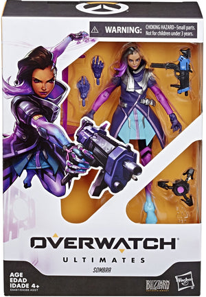 Overwatch Ultimates 6 Inch Action Figure