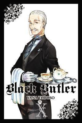 Black Butler Vol 10