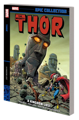 Thor Epic Collection TP Kingdom Lost