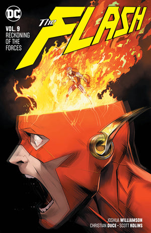 Flash Rebirth TP Volume 09