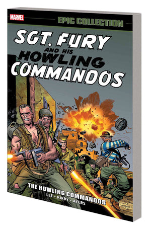 SGT Fury and his Howling Commandos TP Epic Collection