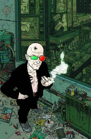 Absolute Transmetropolitan HC Vol 01